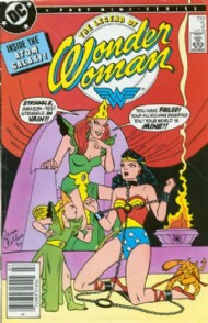 The Legend of Wonder Woman 1986 #3