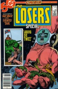 The Losers Special 1985 #1