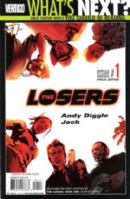 The Losers Special Edition 2010 #1