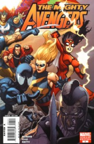 The Mighty Avengers (1st Series) 2007 - 2010 #1