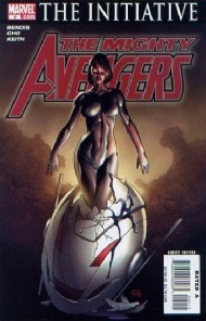 The Mighty Avengers (1st Series) 2007 - 2010 #2