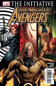 The Mighty Avengers (1st Series) 2007 - 2010 #3