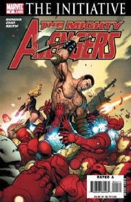 The Mighty Avengers (1st Series) 2007 - 2010 #4