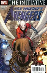 The Mighty Avengers (1st Series) 2007 - 2010 #5