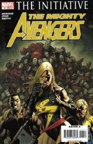 The Mighty Avengers (1st Series) 2007 - 2010 #6