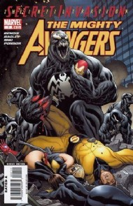 The Mighty Avengers (1st Series) 2007 - 2010 #7