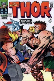 The Mighty Thor (1st Series) 1966 - 2011 #126