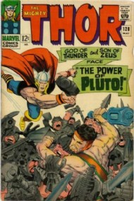 The Mighty Thor (1st Series) 1966 - 2011 #128