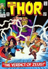 The Mighty Thor (1st Series) 1966 - 2011 #129