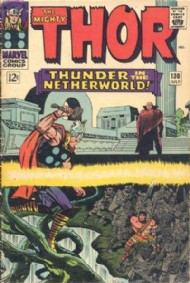 The Mighty Thor (1st Series) 1966 - 2011 #130