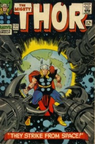 The Mighty Thor (1st Series) 1966 - 2011 #131