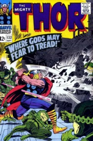 The Mighty Thor (1st Series) 1966 - 2011 #132
