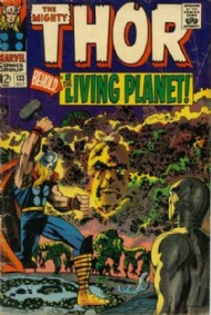 The Mighty Thor (1st Series) 1966 - 2011 #133