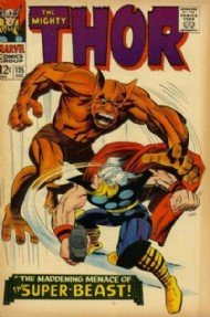 The Mighty Thor (1st Series) 1966 - 2011 #135