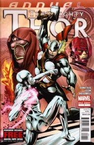 The Mighty Thor Annual 2012 #1