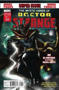 The Mystic Hands of Dr.Strange 2010 #1