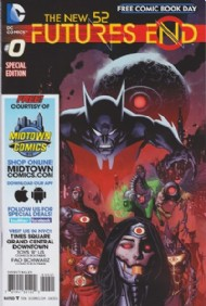 The New 52: Futures End 2014 - 2015
