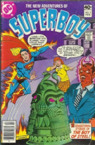 The New Adventures of Superboy 1980 - 1984 #2