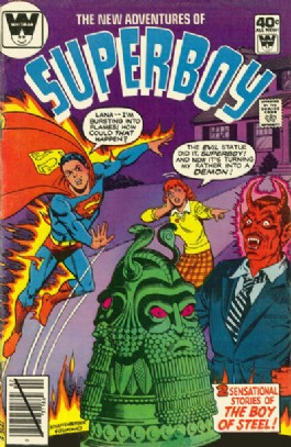 The New Adventures of Superboy #2