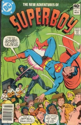 The New Adventures of Superboy #3