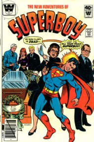 The New Adventures of Superboy 1980 - 1984 #8