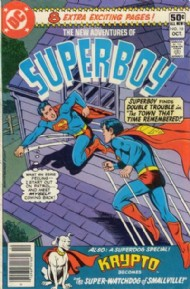 The New Adventures of Superboy 1980 - 1984 #10