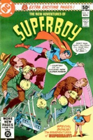 The New Adventures of Superboy 1980 - 1984 #11