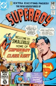 The New Adventures of Superboy 1980 - 1984 #12