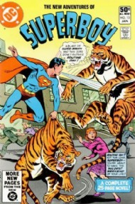 The New Adventures of Superboy 1980 - 1984 #13