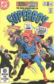 The New Adventures of Superboy 1980 - 1984 #38