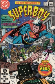 The New Adventures of Superboy 1980 - 1984 #39
