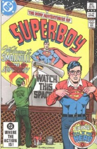 The New Adventures of Superboy 1980 - 1984 #40