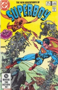 The New Adventures of Superboy 1980 - 1984 #42