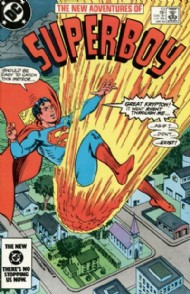 The New Adventures of Superboy 1980 - 1984 #53