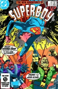 The New Adventures of Superboy 1980 - 1984 #54