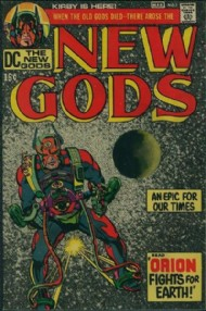 The New Gods (1st Series) 1971 - 1978 #1