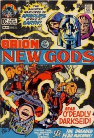 The New Gods (1st Series) 1971 - 1978 #2