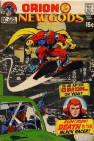 The New Gods (1st Series) 1971 - 1978 #3