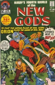 The New Gods (1st Series) 1971 - 1978 #4