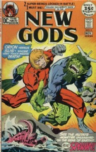 The New Gods (1st Series) 1971 - 1978 #5