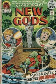 The New Gods (1st Series) 1971 - 1978 #6