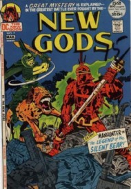 The New Gods (1st Series) 1971 - 1978 #7