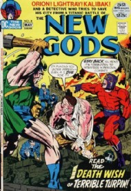 The New Gods (1st Series) 1971 - 1978 #8