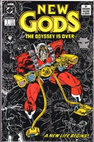 The New Gods (2nd Series) 1989 - 1991 #1