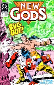 The New Gods (2nd Series) 1989 - 1991 #3