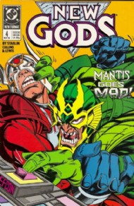 The New Gods (2nd Series) 1989 - 1991 #4