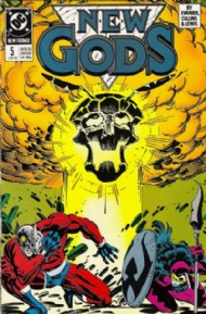The New Gods (2nd Series) 1989 - 1991 #5