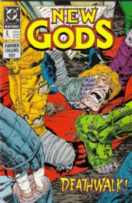 The New Gods (2nd Series) 1989 - 1991 #6