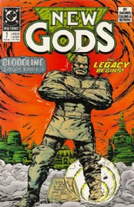 The New Gods (2nd Series) 1989 - 1991 #7