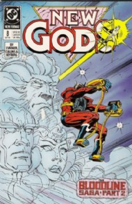 The New Gods (2nd Series) 1989 - 1991 #8